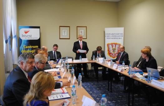 Spotkanie regionalnych organizacji samorządowych – podsumowanie