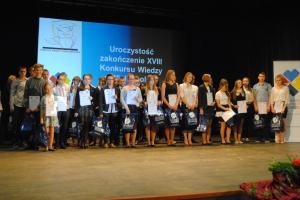 Zakończenie XVIII Konkursu Wiedzy o Wielkopolsce