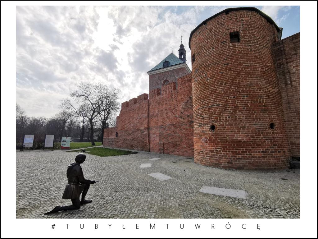 Baszta Dorotka w Kaliszu - zdjęcie nadesłane przez Urząd Miasta Kalisza