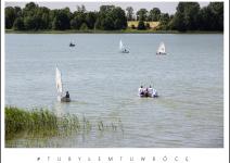 Jezioro Niepruszewskie w Zborowie - zdjęcie nadesłane przez Urząd Gminy Dopiewo
