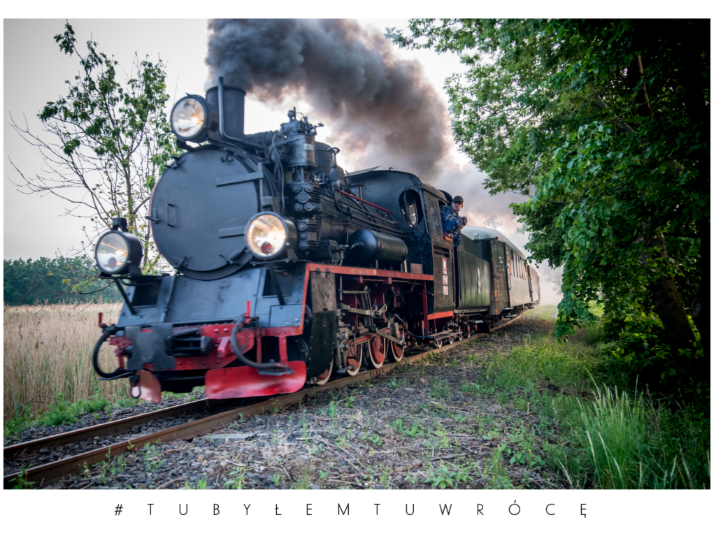 Średzka Kolej Wąskotorowa - zdjęcie nadesłane przez UM w Środzie Wlkp.