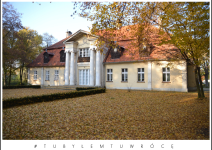 Dwór Mielęckich w Koźminku. Zdjęcie nadesłane przez Urząd Gminy Koźminek