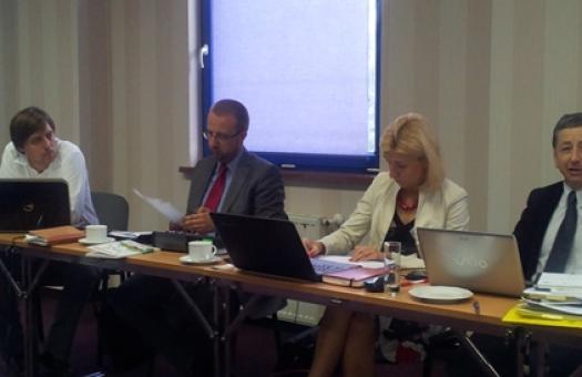 Spotkanie dyrektorów regionalnych organizacji samorządowych