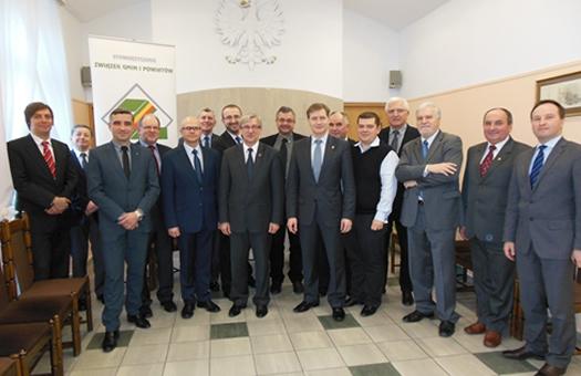 Drugie spotkanie regionalnych korporacji samorządowych