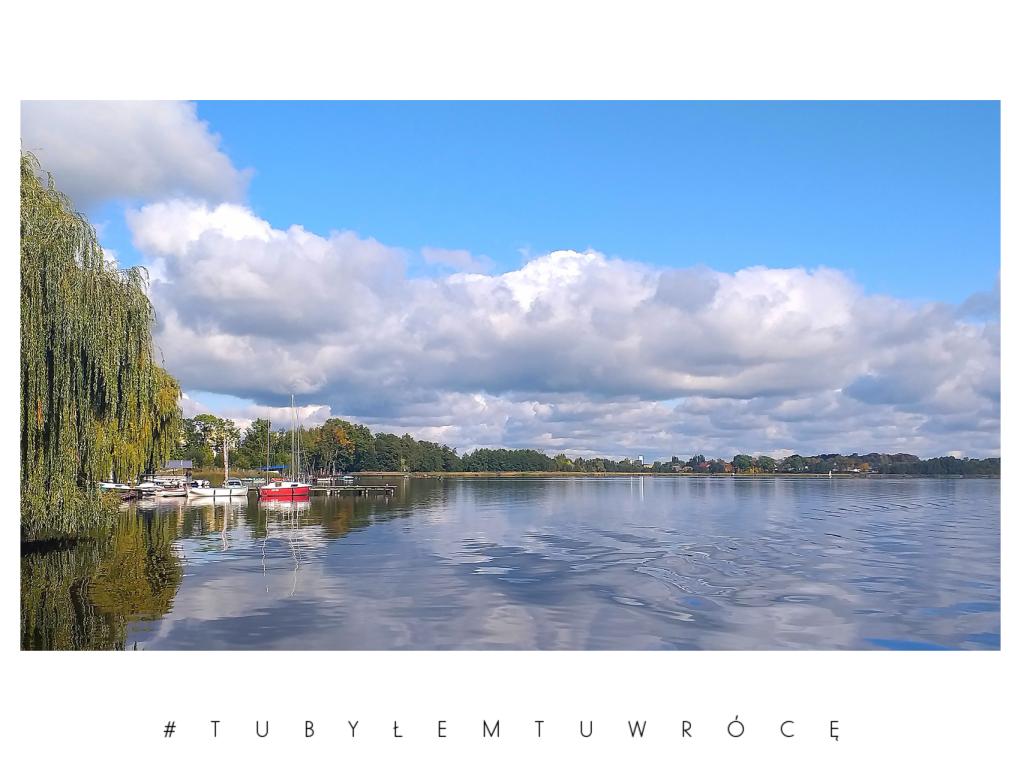 Jezioro Miejskie w Chodzieży - zdjęcie nadesłane przez burmistrza Chodzieży Jacka Gursza