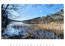 Jezioro Strzeleckie w Chodzieży - zdjęcie nadesłane przez burmistrza Chodzieży Jacka Gursza