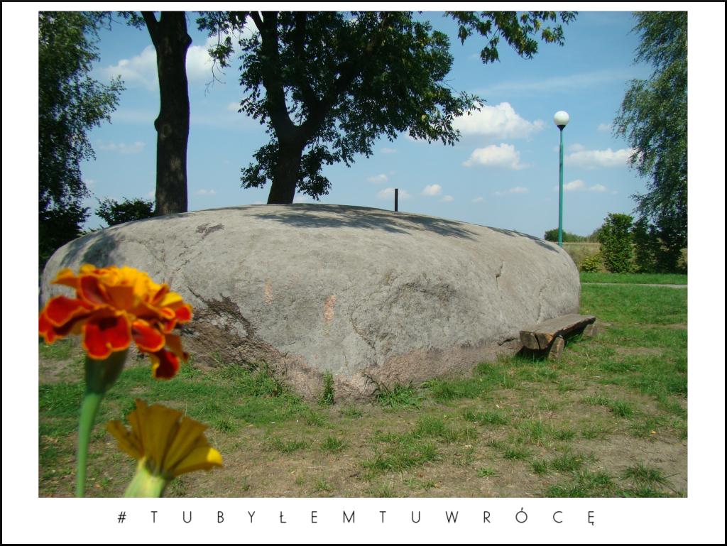 Kamień św. Wojciecha w Mieścisku - zdjęcie nadesłane przez Urząd Gminy Mieścisko