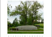Kamień św. Wojciecha w Miescisku - zdjęcie nadesłane przez Urząd Gminy Mieścisko
