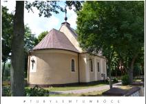 Kaplica w Gaci Kaliskiej w Gminie Koźminek. Zdjęcie nadesłane przez Urząd Gminy Koźminek