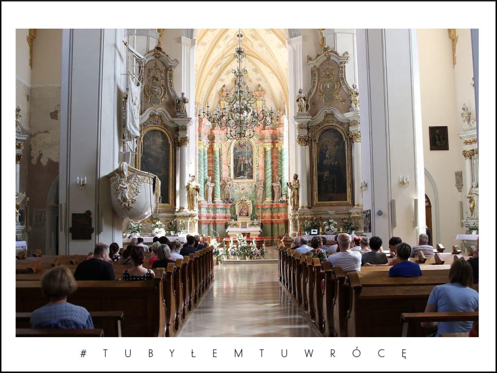 Kośćiół oo. Franciszkanów w Kaliszu - zdjęcie nadesłane przez Urząd Miasta Kalisza