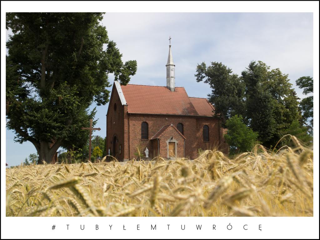 Kościół pw. św. Doroty w Dusznie - gmina Trzemeszno. Zdjęcie nadesłane przez Urząd Miejski Trzemeszna