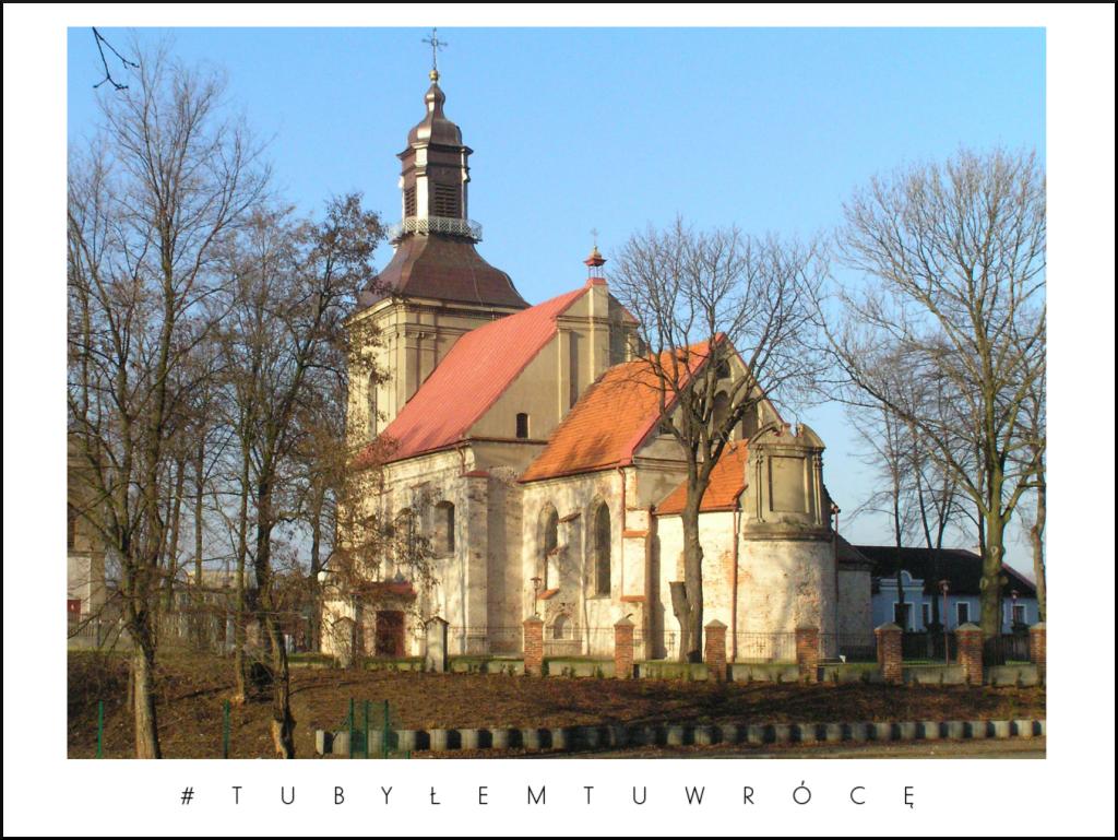 Kościół parafialny w Koźminku. Zdjęcie nadesłane przez Urząd Gminy Koźminek