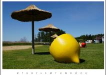 Plaża Owocowa nad Jeziorem Niepruszewskim - zdjęcie nadesłane przez Urząd Gminy Dopiewo