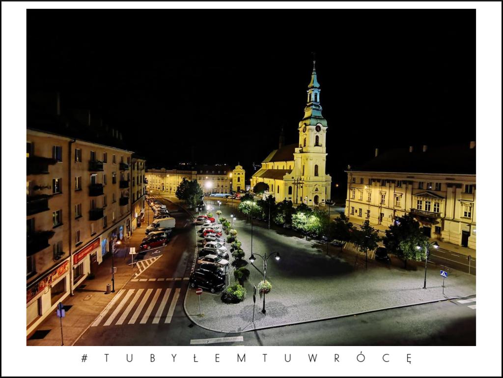 Plac św. Józefa w Kaliszu - zdjęcie nadesłane przez Urząd Miasta Kalisza