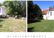 Polana przy pawilonie parkowym - zdjęcie nadesłane przez Arboretum Kórnickie