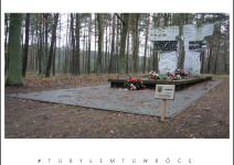 Pomnik studentów w Lesie Palędzko-Zakrzewskim - zdjęcie nadesłane przez Urząd Gminy Dopiewo