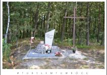 Pomnik na Cierpiatce. Zdjęcie nadesłane przez Urząd Gminy Koźminek
