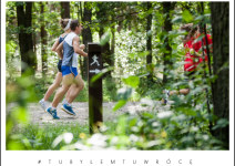 Trasy biegowe w Lesie Paledzko-Zakrzewskim - zdjęcie nadesłane przez Urząd Gminy Dopiewo
