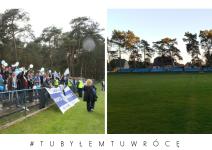 Trybuny Stadionu Miejskiego w Janowcu Wielkopolskim - zdjęcie nadesłane przez burmistrza Leszka Grzeczkę
