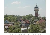 Wieża ciśnień w Trzemesznie. Zdjęcie nadesłane przez Urząd Miejski Trzemeszna