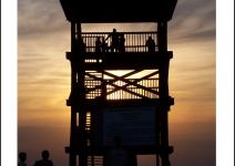 Wieża widokowa w Dusznie - gmina Trzemeszno. Zdjęcie nadesłane przez Urząd Miejski Trzemeszna