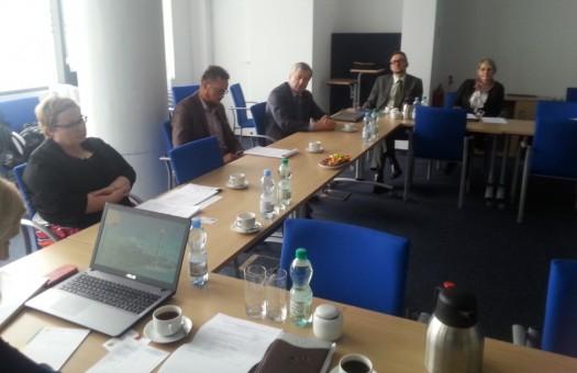 Spotkanie dyrektorów biur OPOS w Warszawie