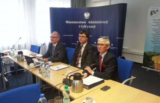Spotkanie Zarządów Ogólnopolskiego Porozumienia Organizacji Samorządowych