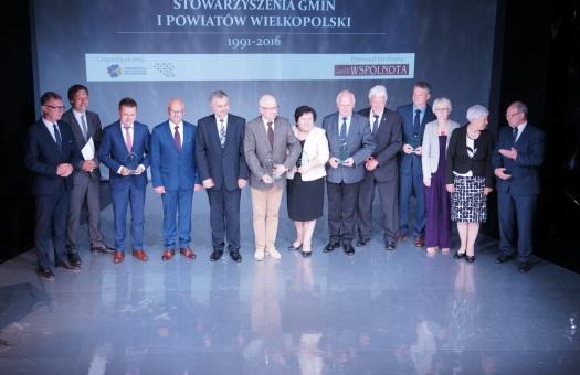Jubileusz 25-lecia Stowarzyszenia Gmin i Powiatów Wielkopolski