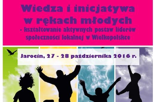XIII Wielkopolskie Forum Rad Młodzieżowych