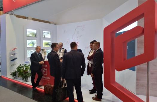 SGiPW reprezentowało Wielkopolskę na targach Expo Real w Monachium
