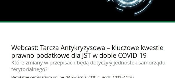 webcast-tarcza